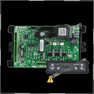 Carte électronique Micronova iO23 avec écran compatible Palazzetti 6b (CPLM075)