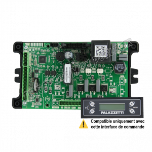Carte électronique Micronova i023 pour écran Palazzetti 4b (cplm030)